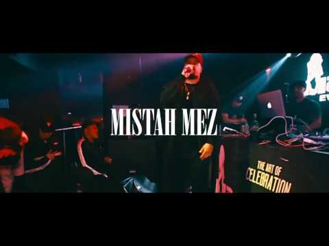 Mistah Mez - Strange Tings Album Release Party