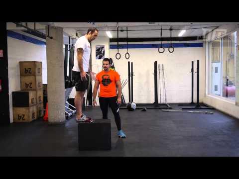 Box Jumps Técnica Correcta - Kpo y Dairo Dávila