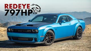Dodge Challenger Hellcat Redeye: Road Review   Carfection 4K by Carfection