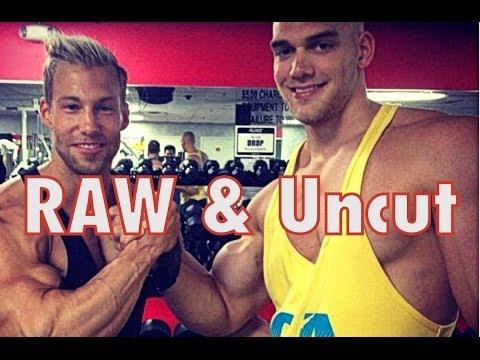 Rückentraining im Steel Gym in New York - 100% RAW!!!