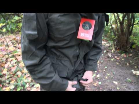 Куртка «Патриот». Видеообзор.