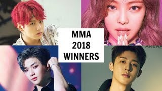 Video MELON MUSIC AWARDS 2018 WINNERS MP3, 3GP, MP4, WEBM, AVI, FLV Desember 2018