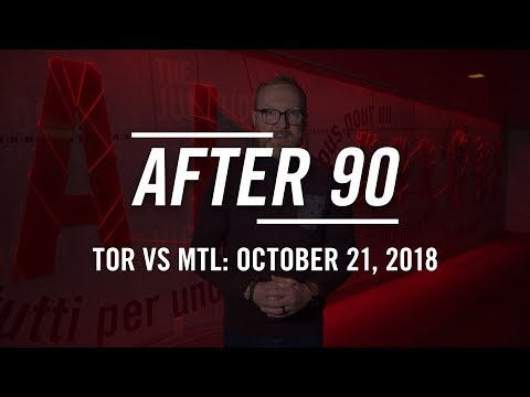 Video: After 90: Toronto FC at Montreal Impact