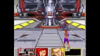 Arcade Longplay [413] G.I. Joe