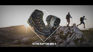 Кроссовки женские для подходов и хайкинга La Sportiva Ultra Raptor II MID GTX Woman