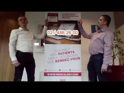 MedicalRDV, système d'automatisation de rendez-vous médicaux posted on Mind & Market