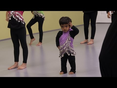 Zoey Goes Bollywood | The Little Couple