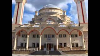kayseri fuar alanı yanındaki ahmet ve ayşe inci camii cuma namazı 2014 09 26 cuma