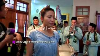 Video Denny Cagur Membangunkan Ayu Dewi - dahSyat 23 April 2015 MP3, 3GP, MP4, WEBM, AVI, FLV November 2018