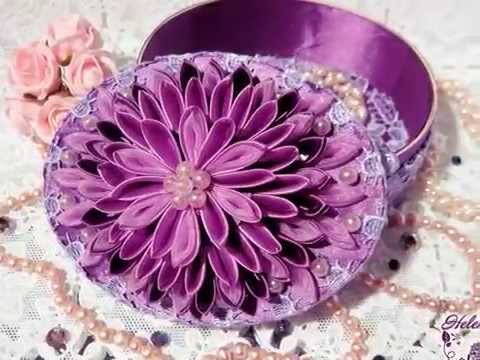 Страна удивительных цветов - Helena Kanzashi