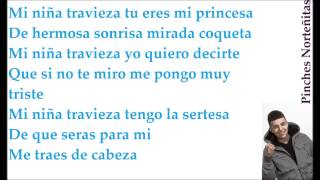Mi Niña Traviesa - Luis Coronel - YouTube