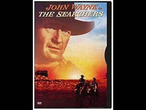 Opening to John Wayne: The Searchers 1997 DVD (Fullscreen Side, REDONE)