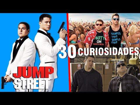 30 CURIOSIDADES DE COMANDO ESPECIAL (JUMP STREET)