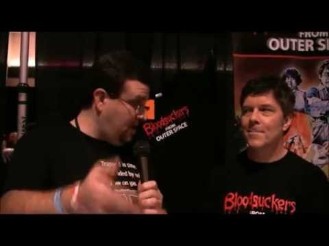 TFW 2008 - Bloodsuckers from Outer Space Interview