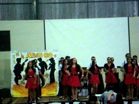 Dança Quermesse 2013 Américo de Campos