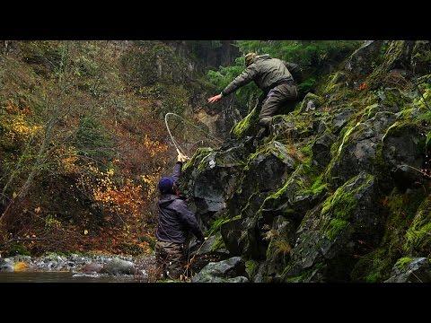 FALL RUN by Todd Moen - Steelhead Fly Fishing
