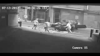 Video Car Falls From Austin Parking Garage MP3, 3GP, MP4, WEBM, AVI, FLV Agustus 2017