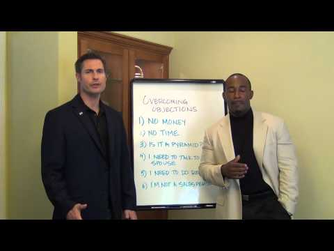 """Video 9 - Overcoming the """"I Don't Have Money"""" Objection"""