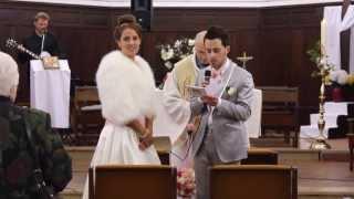 Video Un frère fait une apparition surprise à sa sœur pour son Mariage / Big surprise for the Bride MP3, 3GP, MP4, WEBM, AVI, FLV Juni 2017
