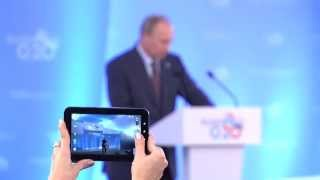 Vladimir Putin's news conference following the G20 Summit
