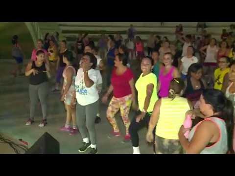 Projeto Dançando na Praça recebe Marcelo Granjeiro