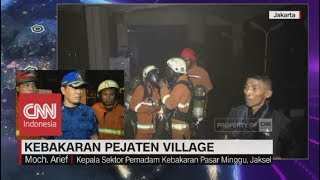 Video Mal Pejaten Village Kebakaran I Live Report MP3, 3GP, MP4, WEBM, AVI, FLV November 2018