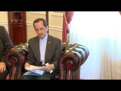 Președintele țării, Igor Dodon a avut o întrevedere cu Mohammad Beheshti Monfared, ambasadorul Republicii Islamice Iran în Republica Moldova, cu reşedinţa la Kiev