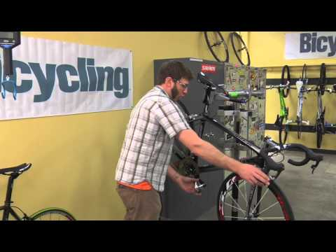 derailleur - Learn how to adjust and tune your rear derailleur in Bicycling magazine's maintenance and repair video series. The online bike repair videos help you get the...