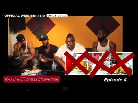fitness - EPISODE 4 of the AHMIR Summer Fitness Challenge vlog series and official weigh-in #3!! This was a rough couple weeks for us, but we kept it real. Like many of you we're trying to make sure...