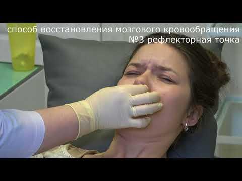 обморок и коллапс на приеме у стоматолога - DomaVideo.Ru