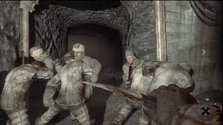 Video Brutal Escape from Vorkuta ! In Shooter Game Call of Duty Black Ops MP3, 3GP, MP4, WEBM, AVI, FLV Desember 2018