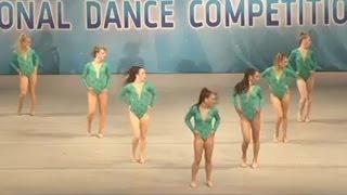 Dance Precisions - The Way You Make Me Feel