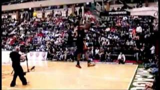 Adonis Thomas - 2011 McDonald's All American Dunk Contest