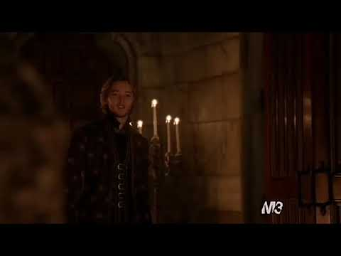 Reign 2x09 Mary tells Francis