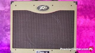 Review Demo - Peavey Classic 30