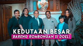 BERKUNJUNG KE KEDUTAAN BESAR INDONESIA DI BELANDA! | REZZVLOG
