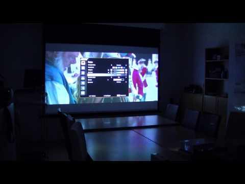 Acer H6510BD im Bildtest - der aktuell günstigste Full HD 3D Beamer im Test