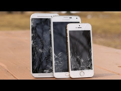Galaxy S5 iPhone 5S And HTC One M8 Get Drop