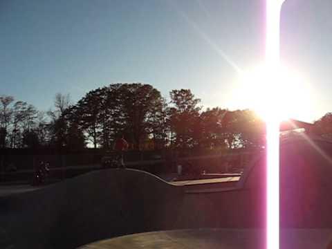 south park BMX track and skate park sept 12