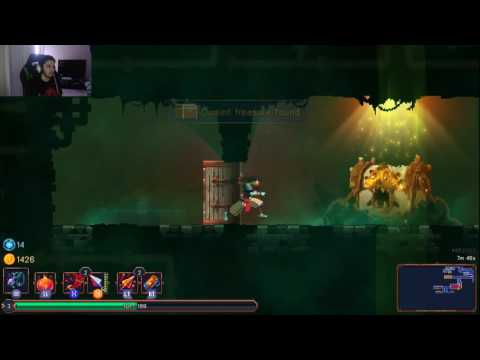 Dead Cells First Impression - New Roguelike Steam Game.