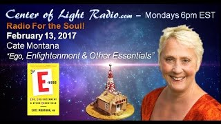 """""""Ego, Enlightenment and Other Essentials"""""""