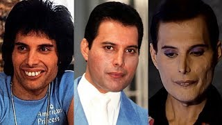 Video Freddie Mercury Transformation - From Baby To 45 Years Old MP3, 3GP, MP4, WEBM, AVI, FLV Januari 2019