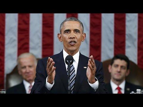 Τελευταίο State of the Union για τον Μπαράκ Ομπάμα