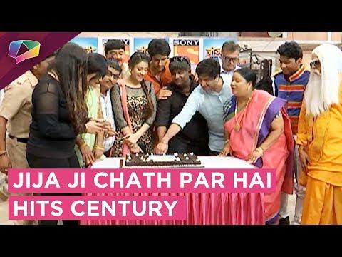 Jija Ji Chath Par Hai Hits Century.
