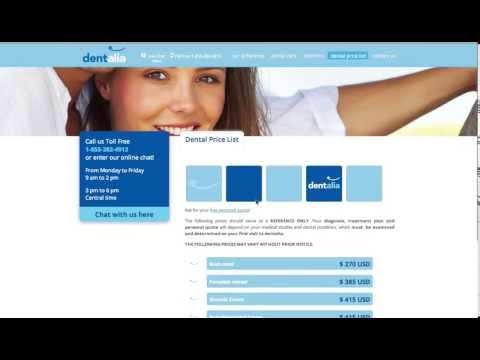 Página Web para Empresa Líder en Consulta Dental