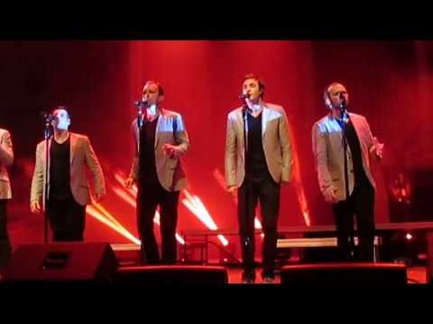 Straight No Chaser Tainted Love Chautauqua NY 6-22-13