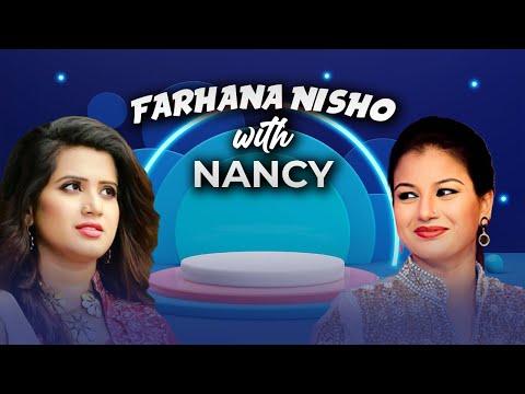 Farhana Nisho with Nancy (http://farhananisho.com/)