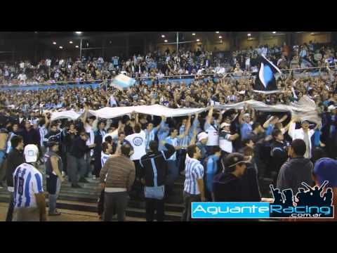 "Racing Club "" Como esta hinchada loca, seguro que no hay "" La guardia imperial - La Guardia Imperial - Racing Club"