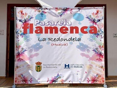 Pasarela Flamenca en La Redondela- Úrsula Sánchez