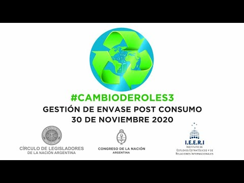 Cambio De Roles 3: Gestión De Envases Post Consumo